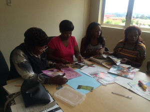 North West Cosmo City ECD Level 4 Training-3